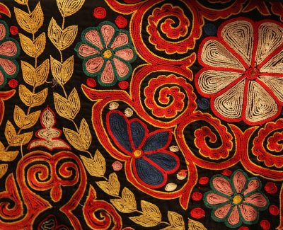 Types of Indian Embroideries