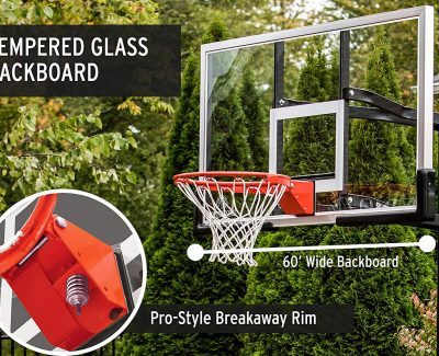 Pro-Style Basketball Goals – How to Select the Right System