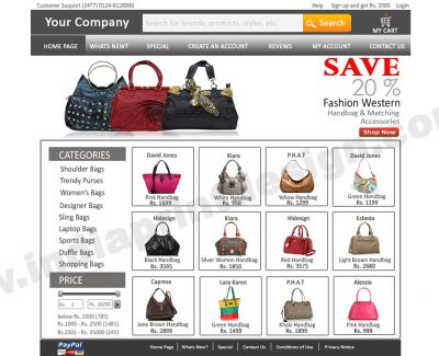 Basics for Creating An E-Commerce Web Design