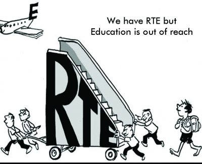 Experience of Privatization of Education in India
