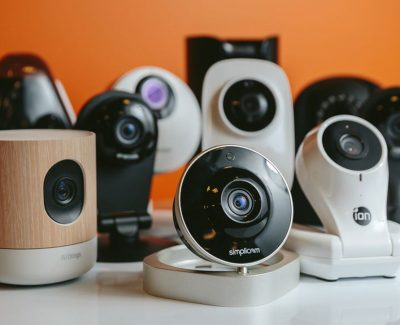 How Self-Networking Cameras Can Be Used For Home Security