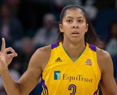 Candace Parker – The New Women Basketball Star